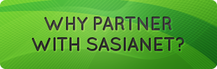 Why partner with SasiaNet?